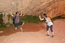 Zion park tours from Las Vegas